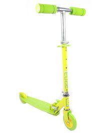 Edge Lollipop Folding Scooter - Green