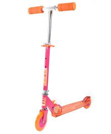 Edge Lollipop Folding Scooter - Pink And Orange