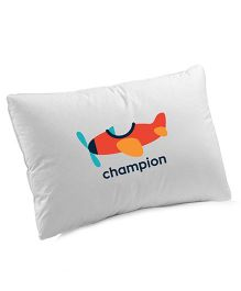 Nahshonbaby Kids Pillow With Pollow Cover - Champion