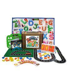 Wonderboxx Adventurous Alphabets