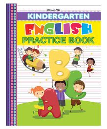 Kindergarten English Practice Book - English