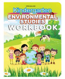 Kindergarten Environmental Studies Work Book - English