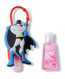 EZ Life Batman Sanitizer With Holder - Multicolor