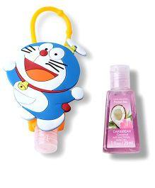 EZ Life Big Doraemon Sanitizer With Holder - Multicolor