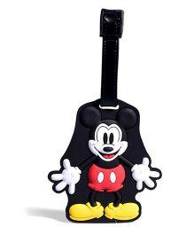 EZ Life Mouse Luggage Tag - Black