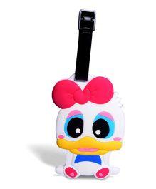 EZ Life Duck Luggage Tag - Multicolour