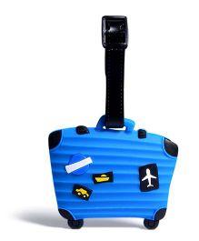 EZ Life Suitcase Luggage Tag - Blue