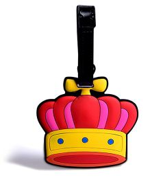 EZ Life Crown Luggage Tag - Multicolour
