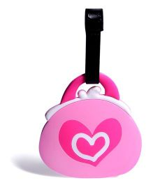 EZ Life Bag Luggage Tag - Pink