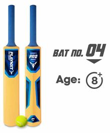 Playnxt Cricket Bat With Ball