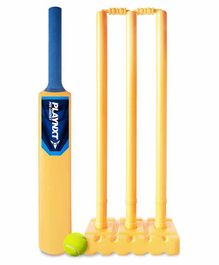 Playnxt Cricket Set - Blue And Beige