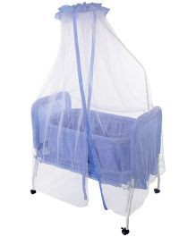 Babyhug Sleep-in Cradle - Blue