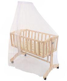 Babyhug Swing n Sleep Cradle - Natural