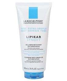 La Roche-Posay Syndet Cleaning Body Cream Gel - 200 ml