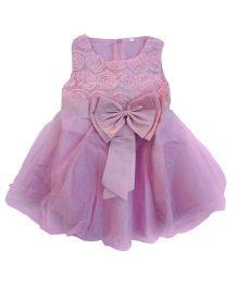 Kuddle Kids Rosette Dress - Pink