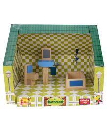 Anindita Toys DIY Bathroom Set