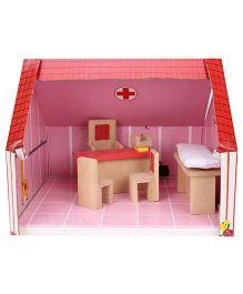 Anindita Toys DIY Miniature Clinic Set