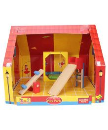 Anindita Toys DIY Miniature Play Park