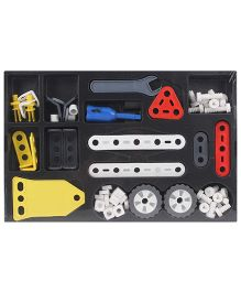 Enginero Plastic Aircraft Construction Set - 71 Pieces