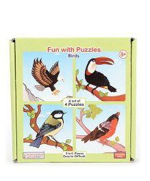 Anindita Toys Fun With Puzzles - Birds