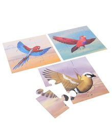 Anindita Toys Learn With Puzzles - Bird