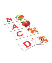 Anindita Toys Link And Learn - Alphabets