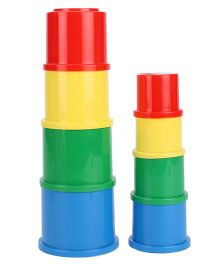 Anindita Stacking Cups - 8 Pieces