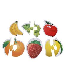 Anindita Toddler Puzzle - Fruits