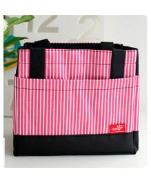 EZ Life Thermal Lunch Box Bag - Pink