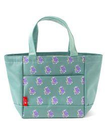 EZ Life Thermal Lunch Box Bag - Aqua Green