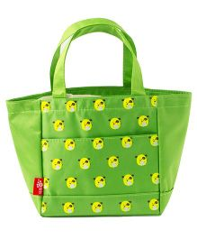 EZ Life Thermal Lunch Box Bag - Lime Green