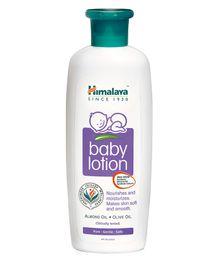 Himalaya Herbal Baby Lotion - 200 ml