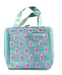 EZ Life Thermal Lunch Bag - Aqua Blue