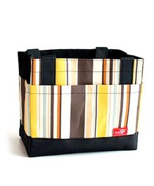 EZ Life Thermal Lunch Box Bag - Shades of Yellow