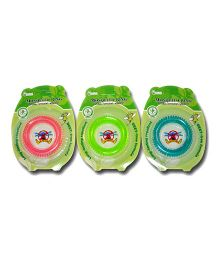 EZ Life Twisty Mosquito Repellent Bands (Pack of 3) - Multicolour