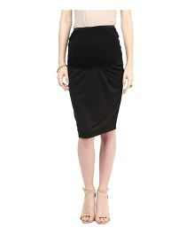 Mamacouture Must Have Maternity Skirt - Black