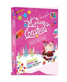 Do It Yourself Making Christmas And Happy New Year Greeting Cards