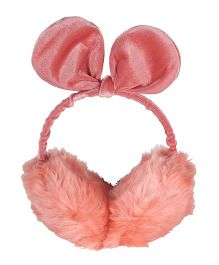 Cutecumber Earmuffs - Peach