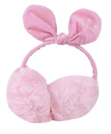 Cutecumber Earmuffs - Pink