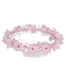 Cutecumber Hair Tiara - Pink