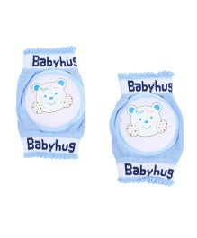 Babyhug Knee Protection Pads Baby Dreams Print - Blue