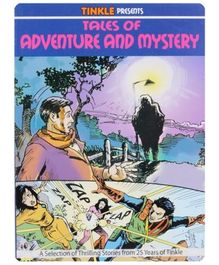 Tinkle - Tales Of Adventure And Mystery