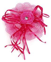 Stol'n Hair Clip Flower Design - Pink