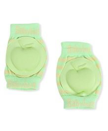 Babyhug Knee Protection Pads Apple Design - Green