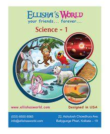 Ellisha's World Educational Comic Book Science 1 - English