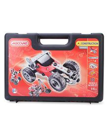 Meccano Expert Tool Box - 108 Pieces