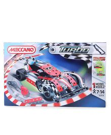 Meccano Turbo Evolution Construction Set