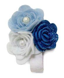 Aayera's Nest Wristband - Blue