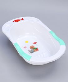 Luv Lap Baby Bath Tub Green - 18189