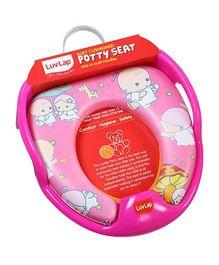 Luv Lap Angel Baby Potty Seat Pink - 18198